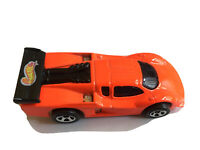 Hot Wheels 1988 GT RACER Orange