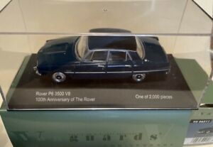 Corgi Vanguards Rover P6 3500. VA05611, 100th Anniversary Of Rover.