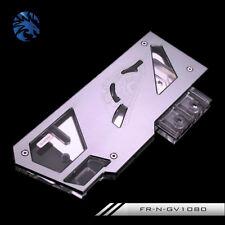 Bykski FOUR FR-N-GV1080 Silver GPU Block