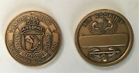 US Army 101st Airborne Air Assault Challenge Coin #2 (82nd XVIII SF Ranger)