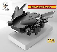 Dron RC 4K HD gran angular Cámara 4K + 2 Baterías + Funda + Accesorios