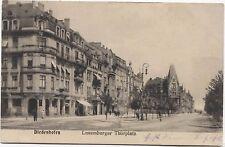 (2505) 57100 Thionville  DIEDENHOFEN Moselle  Luxemburger Thorplatz