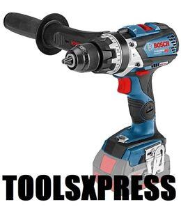 Genuine Bosch 18V Li-ion Brushless Hammer Drill/Driver - GSB 18V-85C - TOOL ONLY