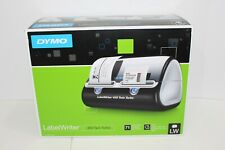 Dymo Labelwriter 450 Twin Turbo Label Thermal Printer With Power Cord Usb Cord
