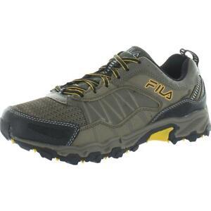Fila Mens At Peake 18 Mesh Exercise Trail Running Shoes Athletic BHFO 2363