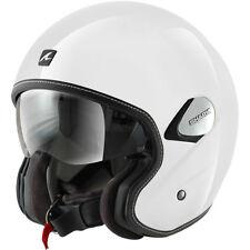 Shark Gloss Scooter Plain Motorcycle Helmets