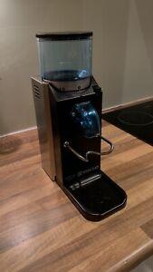 Rancilio Rocky Doserless Espresso Coffee Machine Grinder 2014 - New Burr set