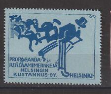 Poster Stamp Finland Design
