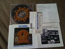 KULA SHAKER / greatful when you're dead / JAPAN LTD CD OBI
