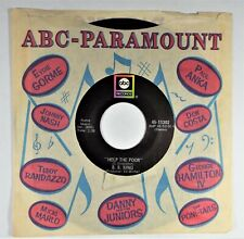 B. B. King – Lucille's Granny / Help The Poor – ABC Records 45