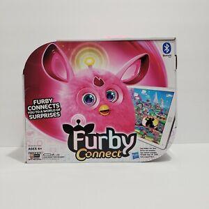NIB Furby Connect Exclusive Launch Hasbro Bluetooth Pink W/ Original Box