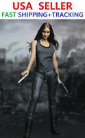 CUSTOM 1/6 Shailene Woodley Moive Divergent w/ PHICEN SEAMLESS Body FULL set