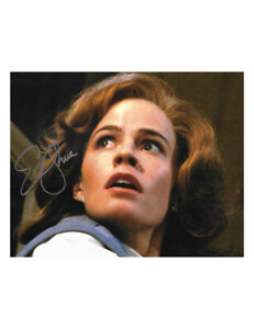 """10x8"""" Back to the Future Print Signed by Elisabeth Shue 100% Authentic With COA"""