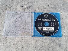 OEM 2009 2010 2011 Mazda Mazda6 CX-9 RX-8 Navigation DVD West Coast U.S  &Canada
