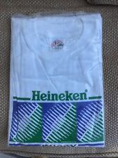Official IRB Rugby Union World Cup 1995 Heineken T-Shirt XL Brand New With Tags