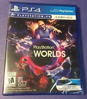 PlayStation VR Worlds [ PS VR Game ] (PS4 / PSVR) NEW