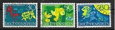 LIECHTENSTEIN/ Sagen MiNr 497/99 o Ersttagstempel