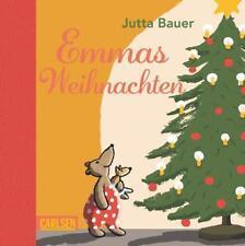 Emmas Weihnachten von Jutta Bauer (2010, Gebundene Ausgabe)