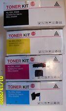 Toner Kit -NL-Del E525 For Use Dell E525W 4 Color  Yellow, Blue, Black, Magenta?