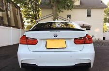 BMW High Kick Performance Style Carbon Fiber Trunk Spoiler FOR F30/F80 M3