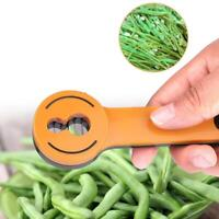 Household Multifunction Green Bean Slicer Cutter Chopper Kitchen Tools Gadgets