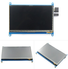 7 inch LCD Touch Screen Display 1024 * 600 for Raspberry Pi 3+TFT Monitor HDMI