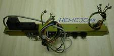 REVOX  A 77 Anschlussleiste Tonband Spule Bandmaschine