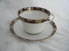 C4 Porcelain Royal Albert Late Victorian Cup & Saucer 14x7cm 4C6C