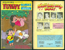 1997 PILIPINO FUNNY KOMIKS For Children ANGEL DOODLE Comics # 984