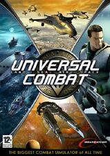 Combate Universal, juego PC CD-ROM.