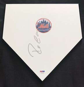 NEW YORK METS ROBINSON CANO hand SIGNED autographed baseball home plate! PSA DNA