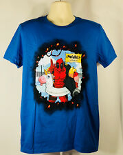 DeadPOOL PARTY CANNONBALL T-Shirt (MEDIUM) Loot Wear Crate June 2018