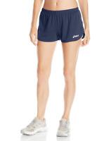 Asics Training 1/2 Split Break Through Running Short Liner Women's Small TF2354
