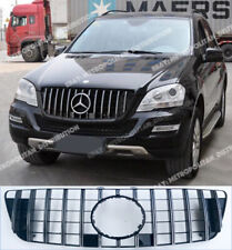 GT Panamericana ML63 AMG grille for Facelift LCI Mercedes M ML w164 suv,ML300CDI