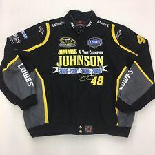 JH DESIGN RARE JIMMIE johnson JACKET SZ 2XL NWT Nice Jacket New Free Shipping