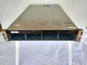 HP Proliant DL380e Gen8, 2 x E5-2450 16 Core 16GB RAM, No HDD
