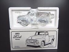 New First Gear 1953 Ford Northern Pacific Railway Pick-up Truck 1/34 Scale