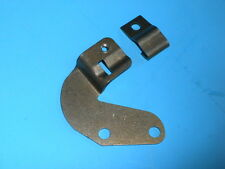 Bracket, 4 bbl Throttle Cntrl Cable & Clamp
