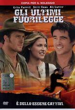 Gli Ultimi Fuorilegge (2001) DVD Versione Noleggio