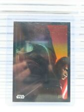 2019 Star Wars Chrome Legacy Revenge of the Sith #PC-14 Poster Card #08/10 U19