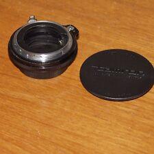 Tamron Adaptall mount para Canon FD cámara de enfoque manual hecho en Japón