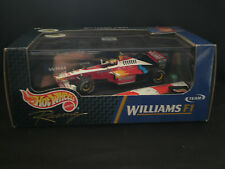 HOT WHEELS 1/43 WILLIAMS FW21 #6 RALF SCHUMACHER 1999 - NEW WITH BOX