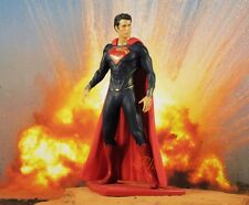 "DC COMICS 2013 SUPERMAN RETURNS Man of Steel Henry Cavill 4.5"" Figur Modell K963"