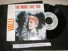 """7"""" pop valli-the more I see you mis-pressing! Epic"""