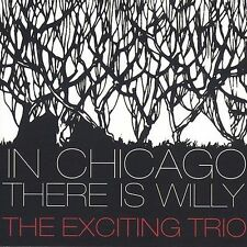 FREE US SHIP. on ANY 2 CDs! USED,MINT CD The Exciting Trio: In Chicago There is