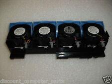 Dell Poweredge 2850 Cooling Fan Assly K2836 w/(4) H2401