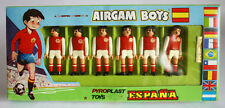 RARE 80'S AIRGAM BOYS OLYMPIAKOS FOOTBALL TEAM PYROPLAST GREEK GREECE NEW MIB !