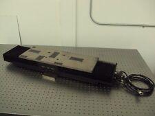 "New listing Kollmorgen N.E.A.T. 18.75"" Rapid Traverse Linear Positioner Elecom Dc & Hand Adj"