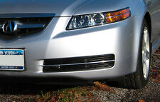 ACURA TL 2004 2005 2006 CHROME GRILL TRIM KIT 04 05 06