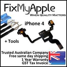 iPhone 4 Power Button Proximity Light Sensor Flex Cable Ribbon Switch Tools Kit